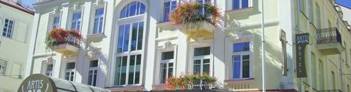 Artis Centrum Hotels 4*
